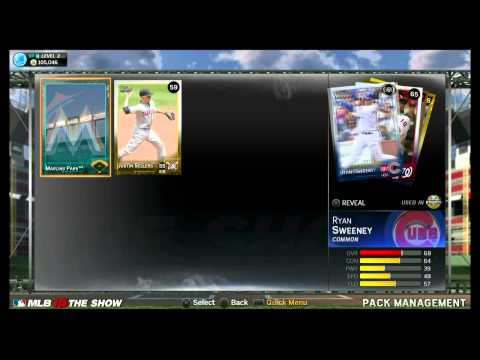 MLB 15 The Show :: Diamond Dynasty-15 Postional Pack Opening!  :: MLB 15 The Show Road To The Show