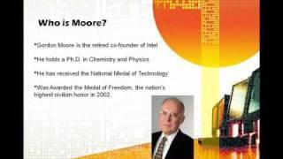 Is Moore