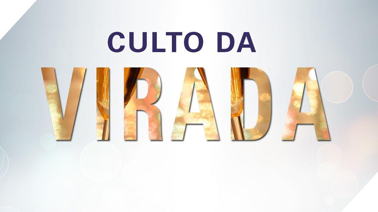 Domingo Tá Acabando Imagem 8: Culto Da Virada