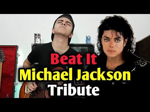 Michael Jackson  Beat it Instrumental TRIBUTE Juninho Nakagawa