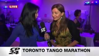 Toronto Tango Marathon 2016 on CP24