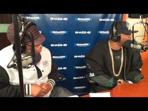 Wale & Rico Love Conflict Told By Rico Love On Sway In The Morning | Sway's Universe