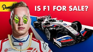 How to buy your way into Formula 1