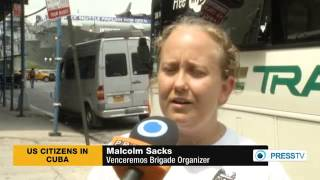 U.S. Citizens Travel To Cuba, Despite Official Ban