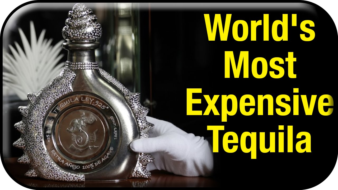 World S Most Expensive Tequila Tequila Lay 925 Desire