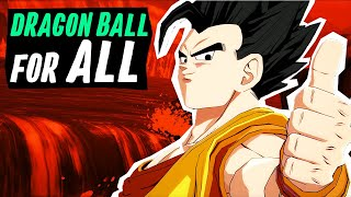 Dragon Ball FighterZ Does it All