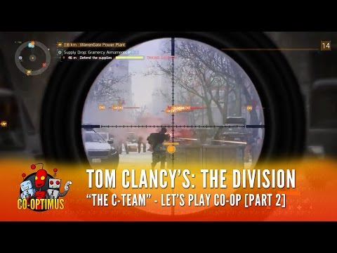 Tom Clancy's The Division: C-Team [Part 2] - Nick Get's a Scarf!
