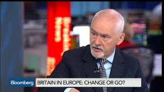 Is Britain Better Off in Europe?