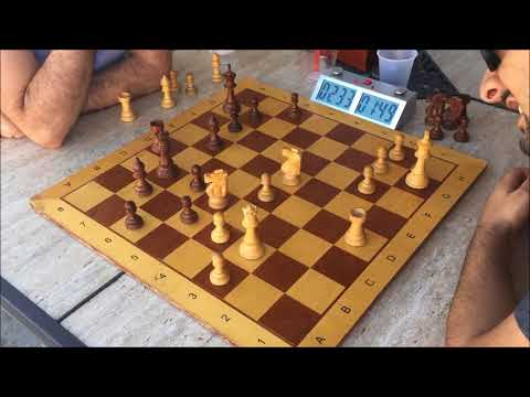 2 Best Friends Who Know Each Other's Chess Strategies Duke It Out!