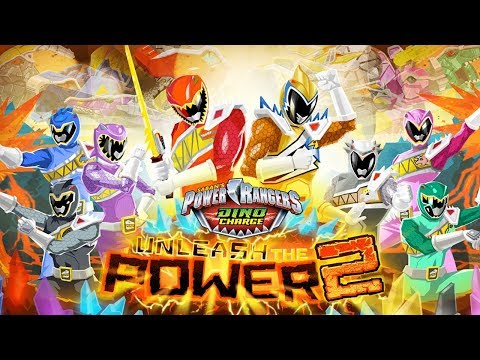 POWER RANGERS Dino CHARGE Unleash The POWER 8 GERTIT