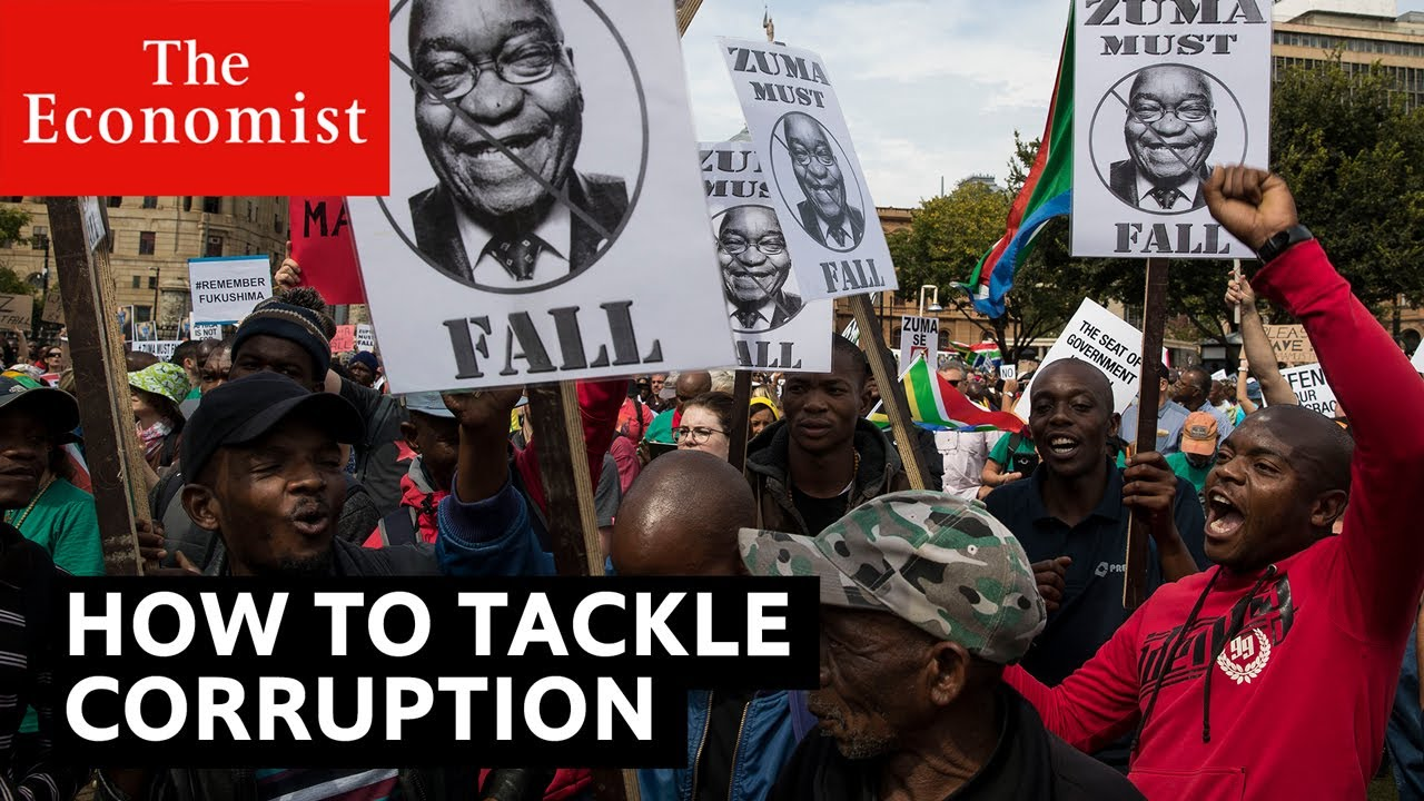 Download How to tackle corruption | The Economist