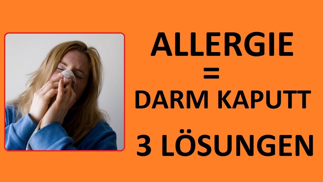 Allergien Heilen