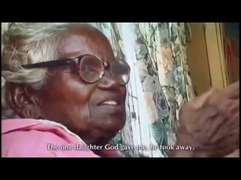 Old Indian-Guyanese woman talks about Indentured Servitude u