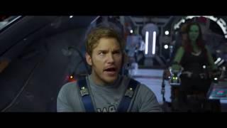 Стражи Галактики 2. Смешные моменты ч.2