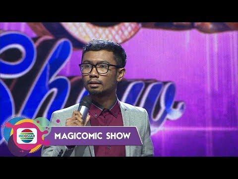 Modal Urinoir!! Ridwan Remin Bikin Satu Studio Ngakak - Magicomic Show