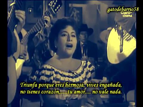 "María de Jesús Vázquez ""Engañada"" (1959)"