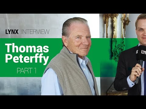 Living the American Dream: Interview mit Thomas Peterffy, Gründer von Interactive Brokers [Teil 1]