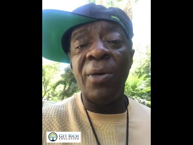 Flavor Flav Congratulates Get Rich Education