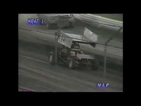Skagit Speedway 1996 Dirt Cup Night #1 June 13th, 1996 *MLP Production - Edited by Strebfest. - dirt track racing video image