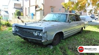 Spotted in Japan: A 1967 Chrysler Imperial Crown Coupe (1 of 3235)