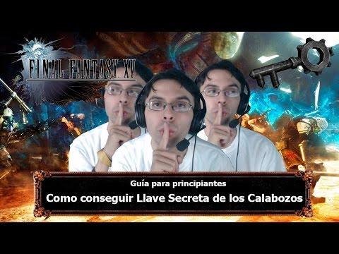 Final Fantasy XV | Tips y Trucos | Como conseguir Llave Secreta de los Calabozos