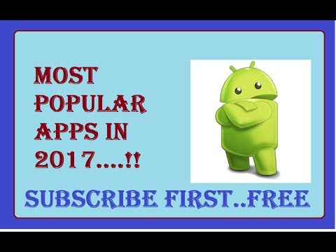 most popular dating apps 2017