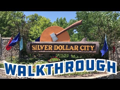 Silver Dollar City - Walkthrough