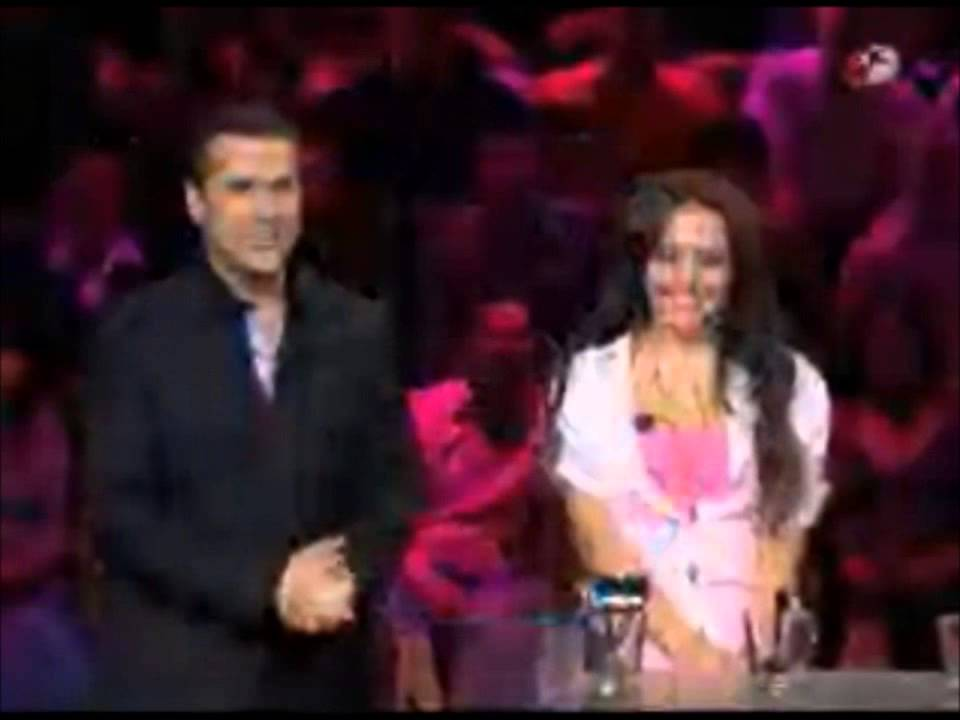 Zuria Vega En Minuto Para Ganar Vip 15 09 2013 Youtube