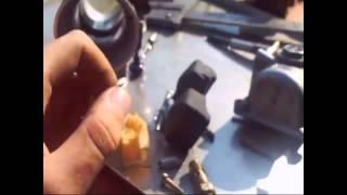 Suzuki RM250. Ремонт карбюратора (Подписчик Представляет)
