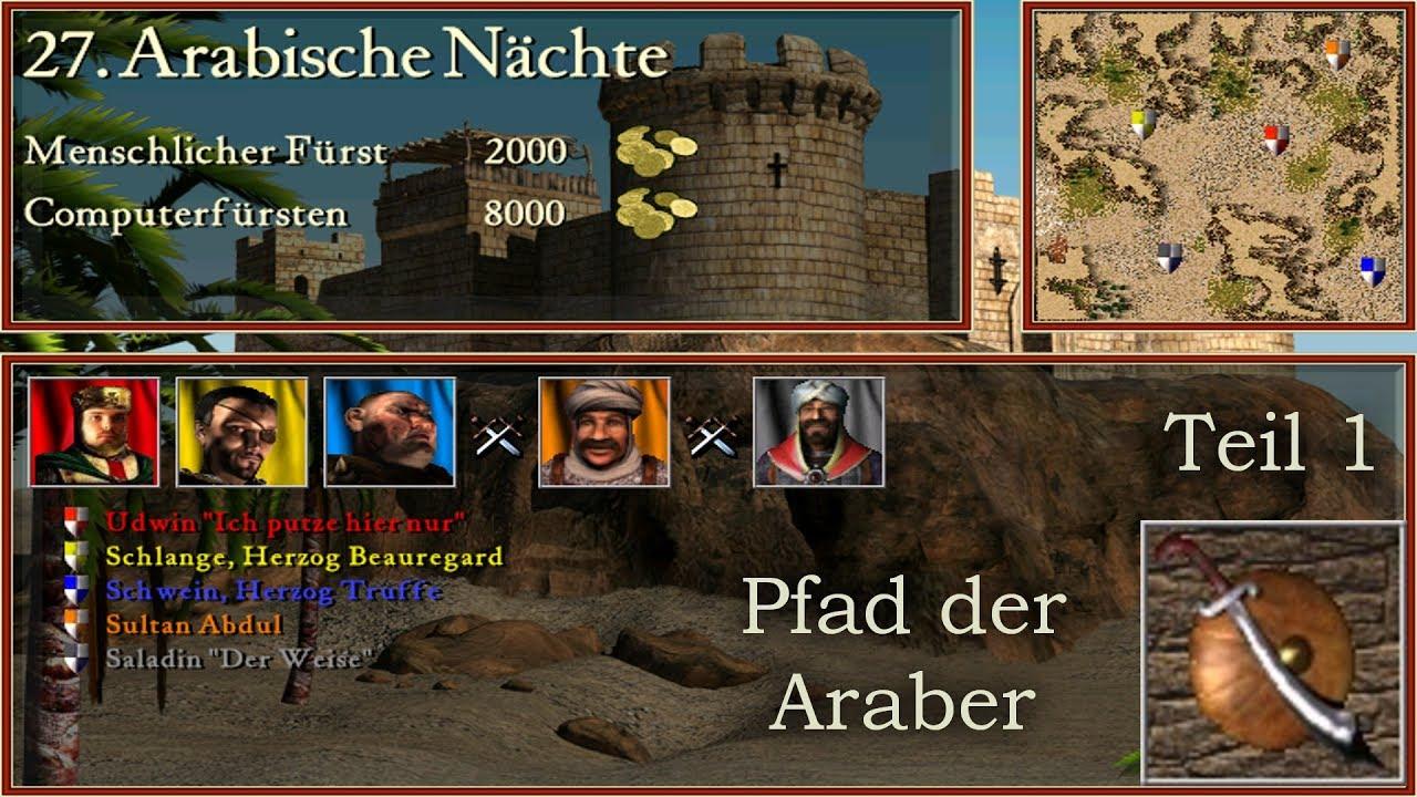 Arabische Nächte Spiel