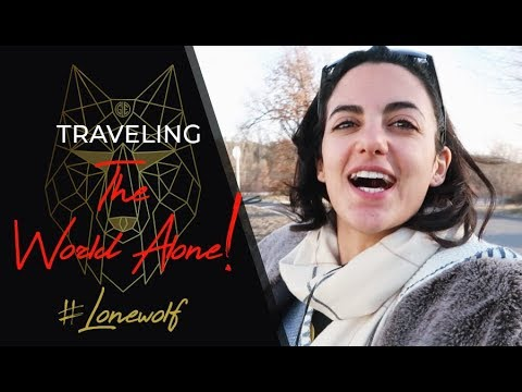 LONER'S GUIDEBOOK: Traveling the World Alone FREE #LONEWOLF @layanbubbly