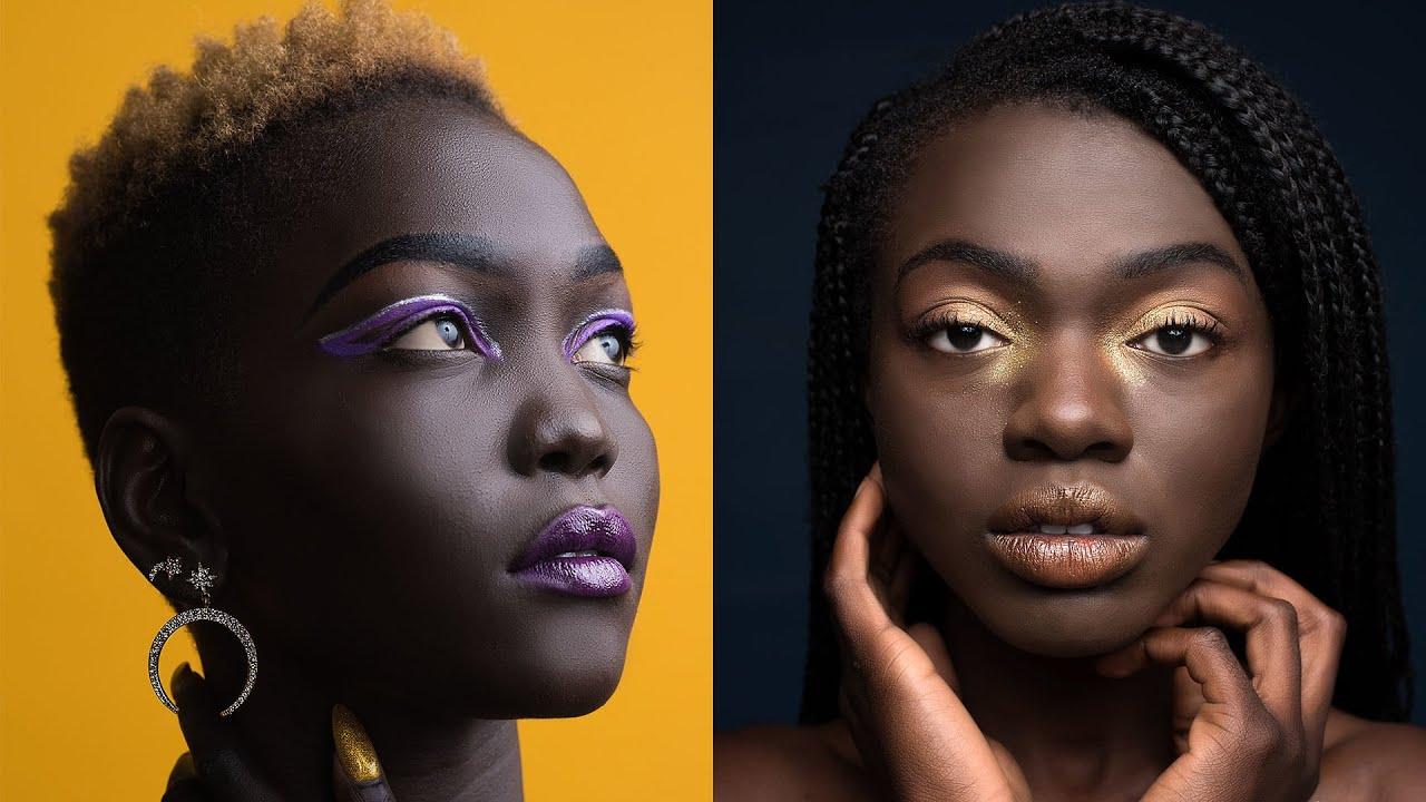 Dark Skin People Get Their Ideal Photographs