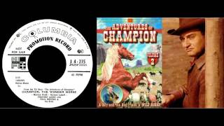 Frankie Laine - Champion, The Wonder Horse