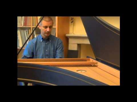 D. Scarlatti: Sonata K. 27 in si minore - Cembalo: Daniele Boccaccio