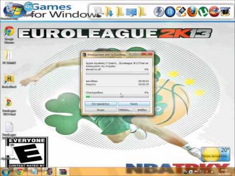 Euroleague 2K13 Final Version[HD]