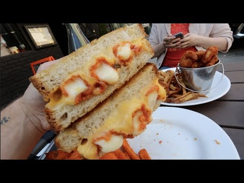Epic Philadelphia Food Crawl! (Part 1)