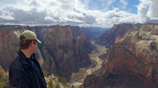 Observation Point-Zion National Park