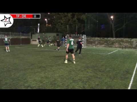"""Tippszmiksz Fc - Chel Se 3:2  """"Fogadó Sport Pub Live Soccer League"""" 3.Forduló - SZERDA"""