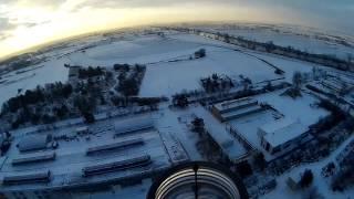 Hello Opole! - z komina Metalchem - 120 metrów
