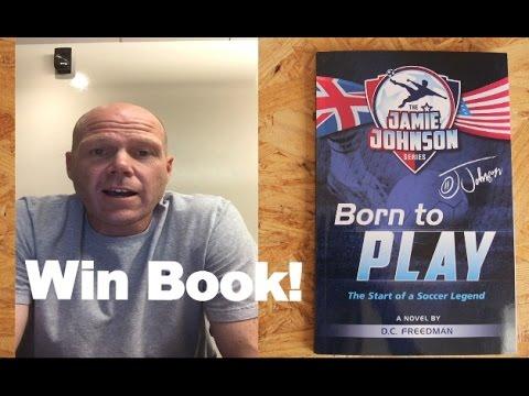 Soccer Book Giveaway featuring Brad Friedel - US Men's National Team U19 Coach