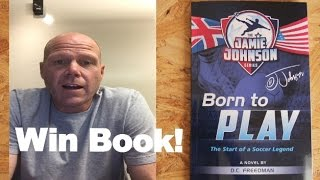 Soccer Book Giveaway featuring Brad Friedel - US Mens National Team U19 Coach