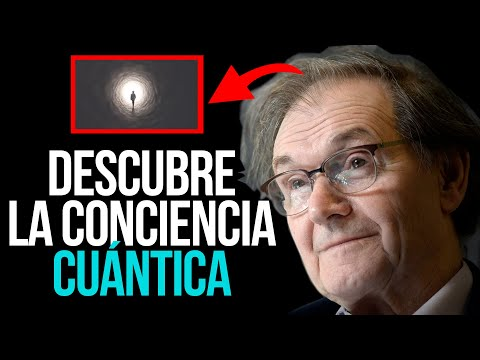 LA NATURALEZA CUÁNTICA DE LA CONCIENCIA, una mirada desde el enfoque científico - Roger Penrose.