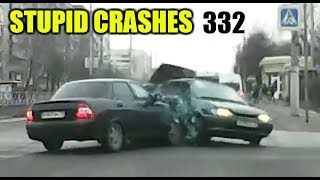 Stupid driving mistakes 332