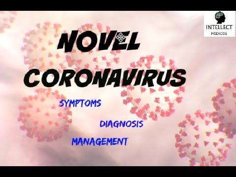 CORONAVIRUS: Symptoms, Transmission, Diagnosis, Management