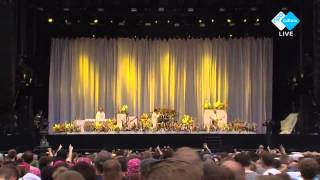 Faith No More - Last Cup of Sorrow @ Pinkpop 2015 HQ TV