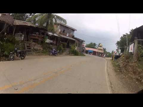 Davao Samal Island Kaputian Beach to Ferry pier 03 06 2013 part1