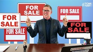 The Best Strategies to Get More Real Estate Listings - Part 4 | #TomFerryShow