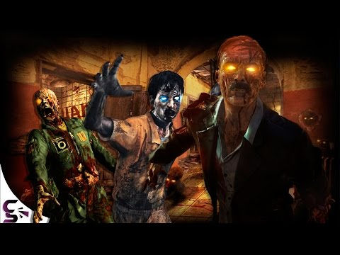 Thumbnail: The Evolution of: Call of Duty (Zombies Edition)