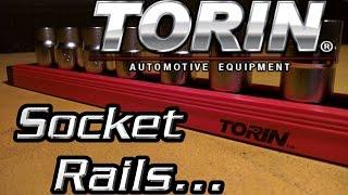 Twist Lock Socket Rails ✔