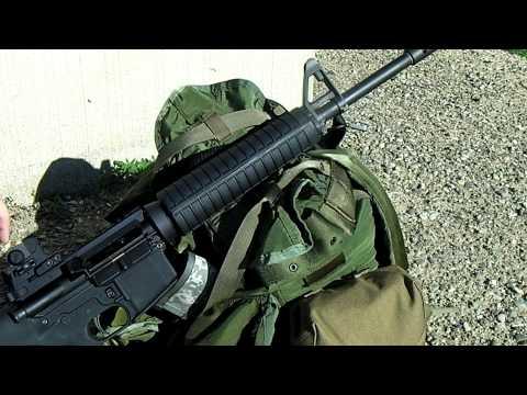 AR15 - 25 Meter Battlesight Zero